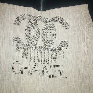 🔥Sequined CHANEL zip short dress